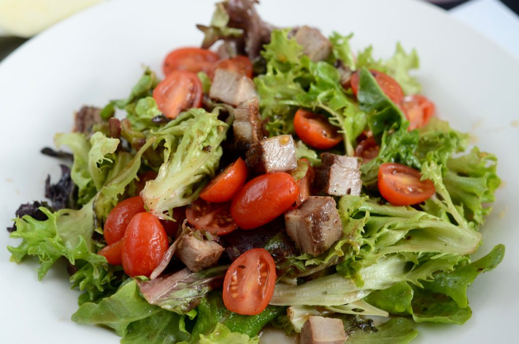 Blickfang im April: Mix-Salat