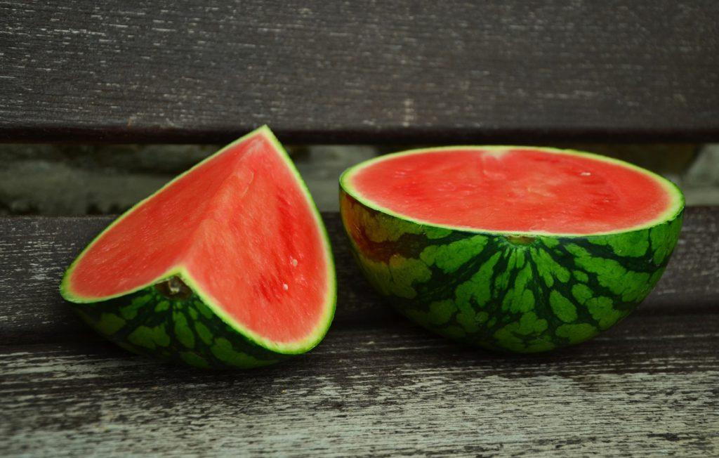 Die Wassermelone – perfekt für heiße Sommertage!