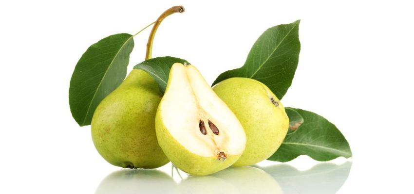 Birne – Süß und gesund!