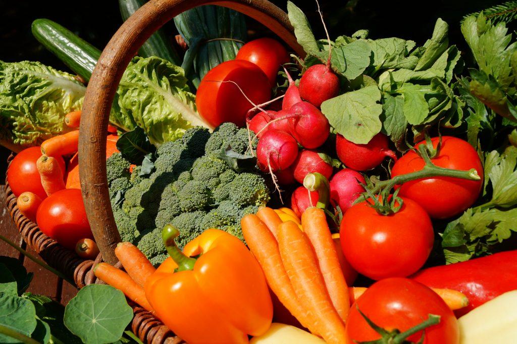 Gemüse – Der neue Star auf dem Teller!